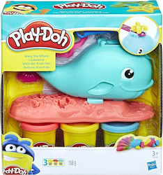 Hasbro Play-Doh Wavy the Whale