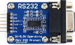 Waveshare RS232 Communication Board