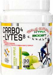 SCN Carbo4-Lytes8 Caffeine 200mg 600gr Green Apple