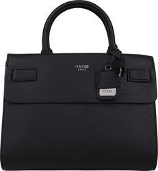 Guess Cate Satchel HWPB6216060 Black