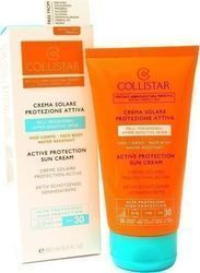 Collistar Active Protection Sun Cream Face & Body SPF30 150ml