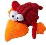 EUROPET COOCKOO DOG TOY BOBBLE REGULAR RED