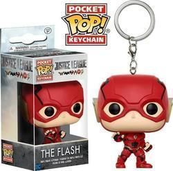 Pocket Pop! Keychain: Justice League - The Flash