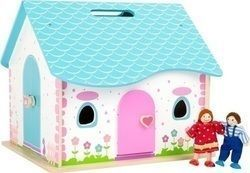 Small Foot Wooden Foldable Doll's House