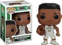 Pop! Sports: NBA - Giannis Antetokounmpo 32