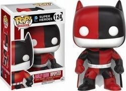 Pop! Heroes DC - Harley Quinn Impopster 124