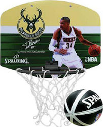 Spalding NBA Milwaukee Bucks 77-669Z1