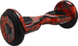 Smart Balance Wheel Red Flame 10.5''