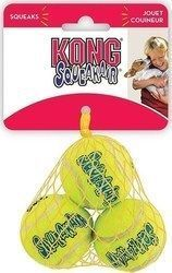 KONG AIR SQUEAKER TENNIS