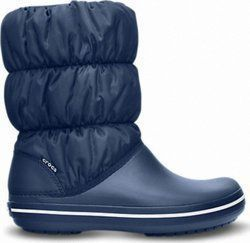 Crocs Winter Puff Boot Navy Blue 14614-463
