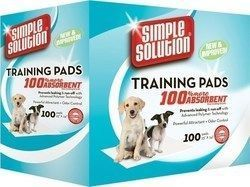 SIMPLE SOLUTION PUPPY TRAIN.PADS ΠΑΝΕΣ ΓΙΑ ΚΟΥΤΑΒΙΑ 100 ΤΜΧ.