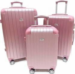 b11825c2ff Rain RB9024 Set x3 (Cabin-Medium-Large) Pink