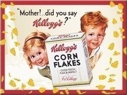 Nostalgic Art Kelloggs Mother!