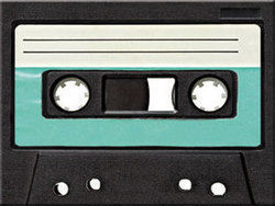 Nostalgic Art Wave Retro Cassette