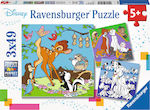 Ήρωες Disney 3x49pcs (08043) Ravensburger