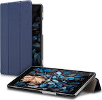 KW Ultra Slim Smart Cover Case (42226.17) με δυνατότητα Stand - Dark Blue (Huawei MediaPad M3 Lite 8'')