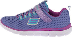Skechers Open Mesh Lace Up Air-Cooled 81689L-PERI