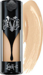 Kat Von D Lock-It Foundation 45 Light Warm Undertone 30ml