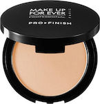 Make Up For Ever Pro Finish Fond de Teint Poudre Multi-Usage 117 Golden Ivory 10gr