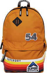 Superdry Upstate Montana M91014DQ-AE6 Orange