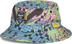 Herschel Supply Co. Lake bucket hat Hoffman cap check/surf