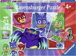PJ Masks Adventure In the Night 2x24pcs (07825) Ravensburger