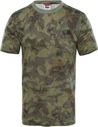 The North Face Simple Dome Tee T92TX51TH