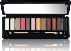 Profusion Cosmetics Pro Eyeshadow Case Eyes Glam