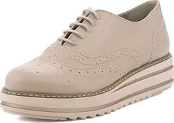 Γυναικεία Oxford Just Prive (JP30818S Nude L)