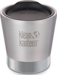 Klean Kanteen Insulated Tumbler Brushed Stainless 0.23lt
