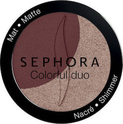 Sephora Collection Colorful Duo Fards A Paupieres 03 Vegas