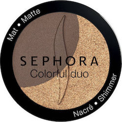 Sephora Collection Colorful Duo Fards A Paupieres 16 Wanna Bet