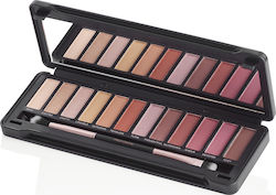 Profusion Cosmetics Pro Makeup Case Amber Eyes