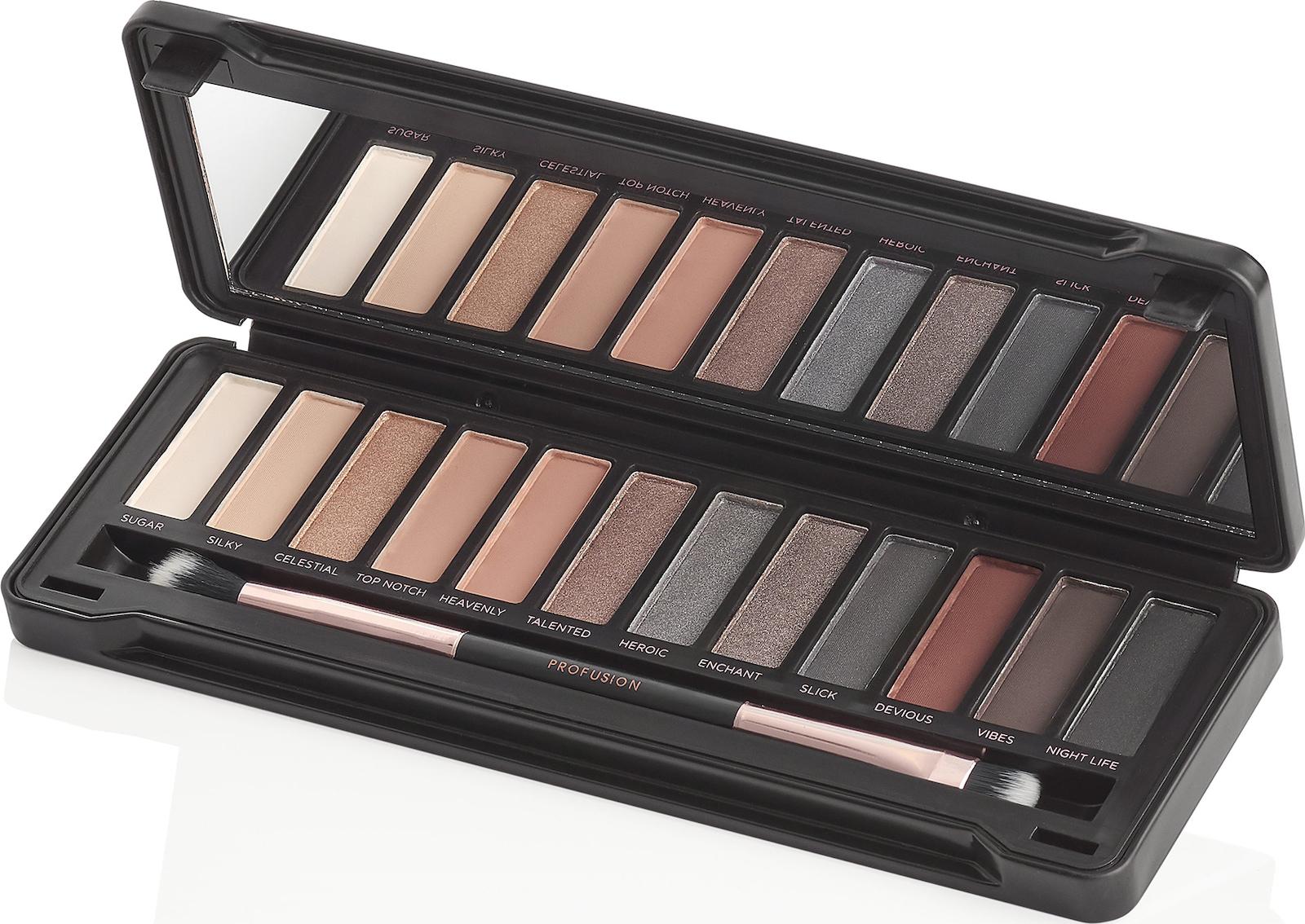 Profusion Cosmetics Pro Makeup Case Amber Eyes - Skroutz.gr