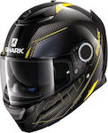 Shark Spartan Carbon Silicium Carbon Yellow/Anthracite