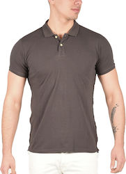 Dstrezzed Polo T-Shirt Ανδρικό Anthracite DST202275 1684807
