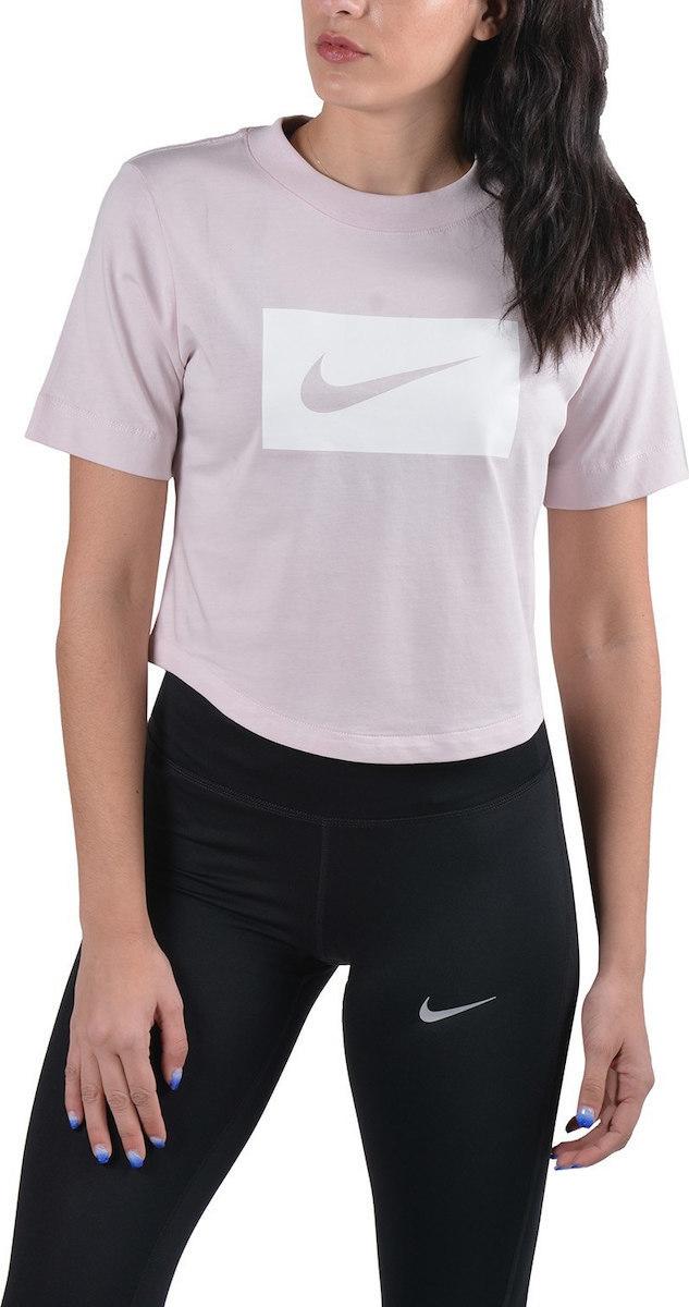 2b06357d155441 Προσθήκη στα αγαπημένα menu Nike Nsw Top SS Crop Swsh AJ3765-699