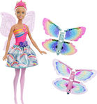 Mattel Barbie Dreamtopia Flying Wings Fairy Doll