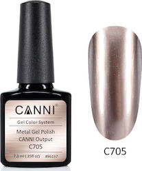 Canni Nail Art Metal Gel 705