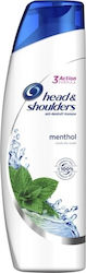 Head & Shoulders Anti-Dandruff Shampoo Menthol 675ml