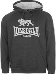 Lonsdale 2 Stripes OTH 535002 Anthracite