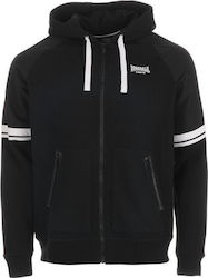 Lonsdale Heavy Weight Zipped 535025 Black