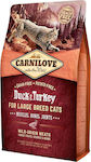 Carnilove Adult Large Cats Duck & Turkey 2kg