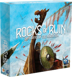 Renegade Explorers of the North Sea Rocks of Ruin