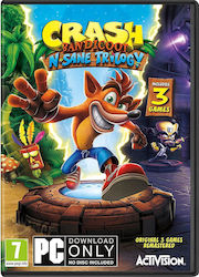 Crash Bandicoot N. Sane Trilogy PC