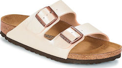 Birkenstock Arizona 1009921 Graceful Pearl White Narrow Fit