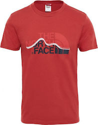 The North Face Mount Line Tee T0A3G2ZBN