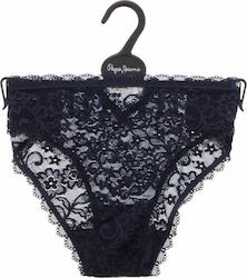 Pepe jeans - Lace brief fern PLU10249 -