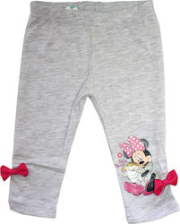 Disney Baby Minnie Mouse Βρεφικό κολάν (CTL71032B) γκρι