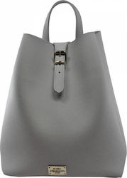 Elena Athanasiou Recycled Backpack Lt Grey